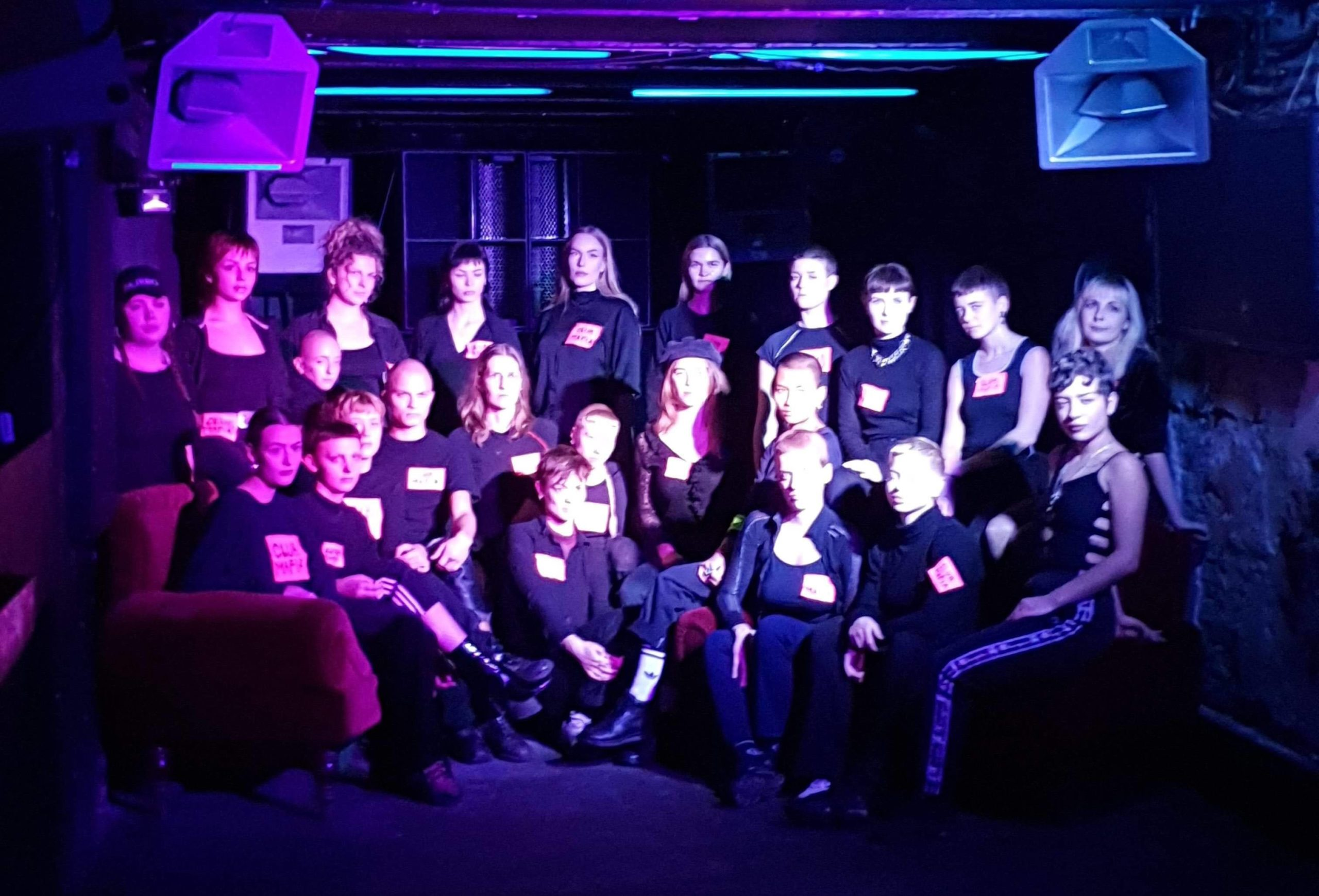 safer spaces club mafia