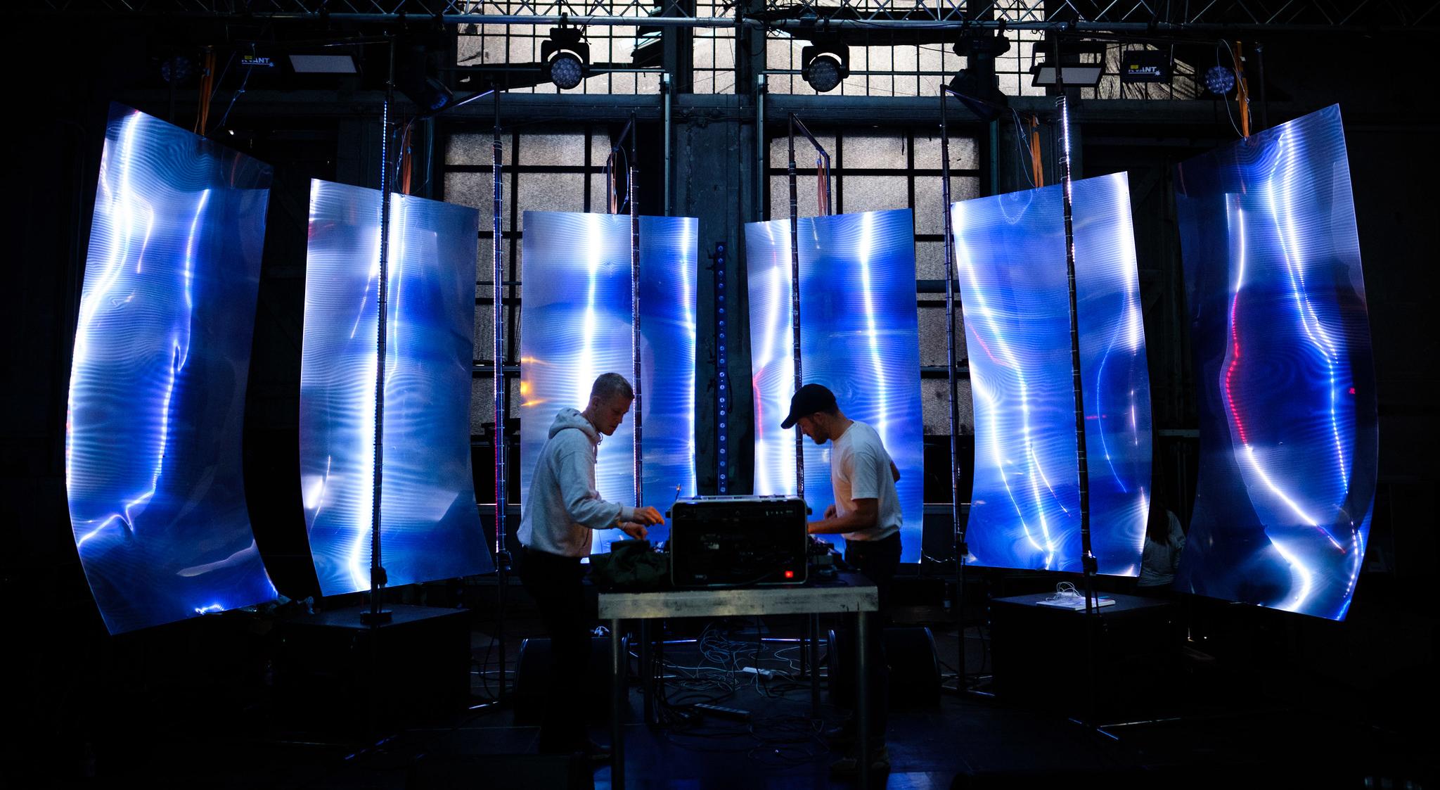 strøm elektronsik musik