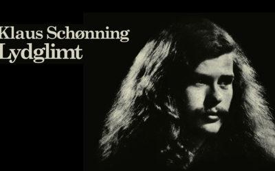Strøm inviterer til re-release på Lydglimt af Klaus Schønning