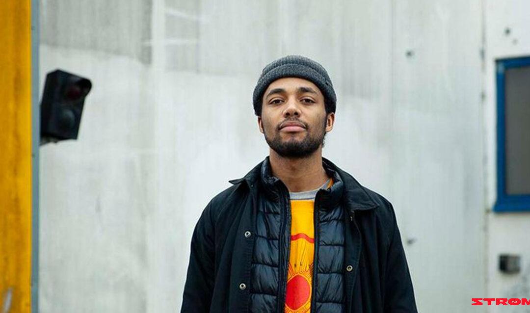 Strøm Mix #004: Mikkel Okine