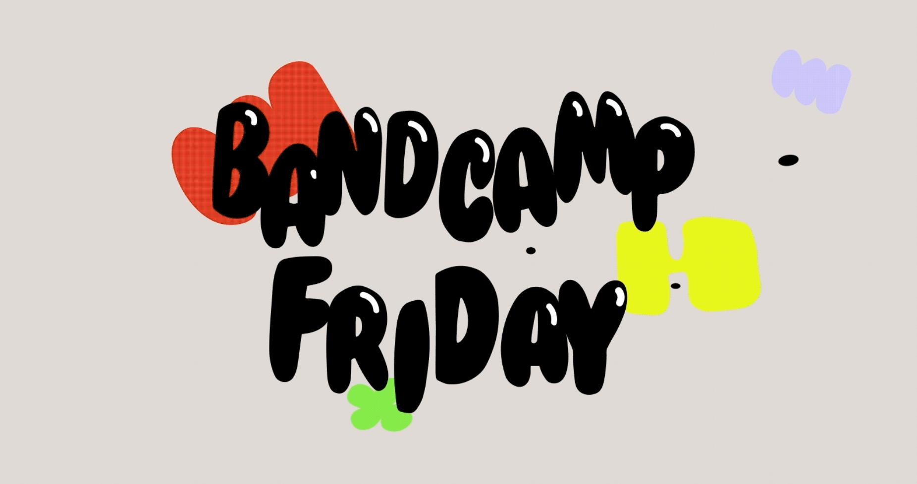 strøm bandcamp friday