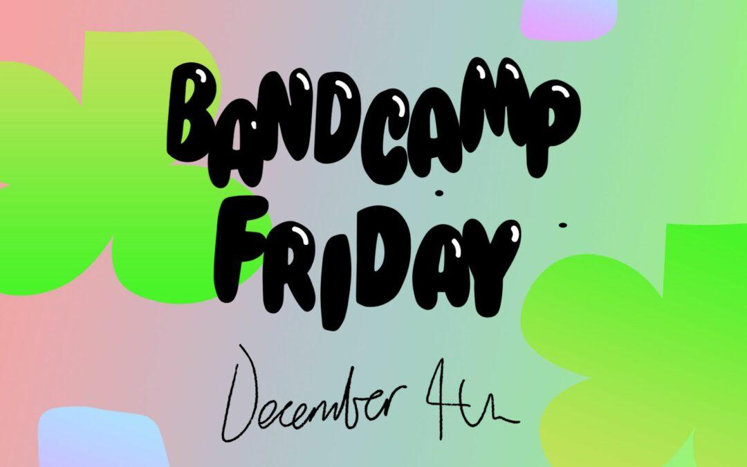 Ni anbefalinger fra os til dig på Bandcamp Friday
