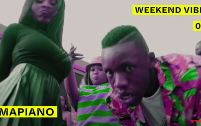 Amapiano: Strøm Weekend Vibes 001