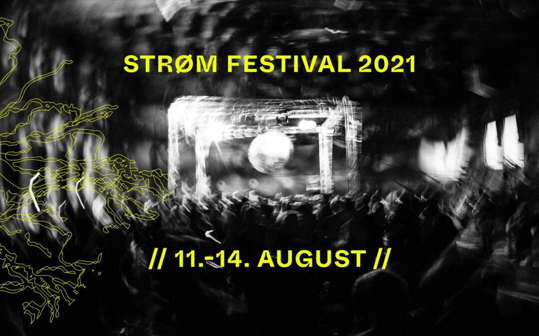 Strøm Festival bliver også afholdt i 2021