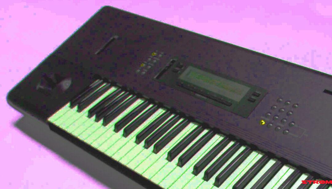 Piano og håb forude: Strøm Weekend Vibes 002