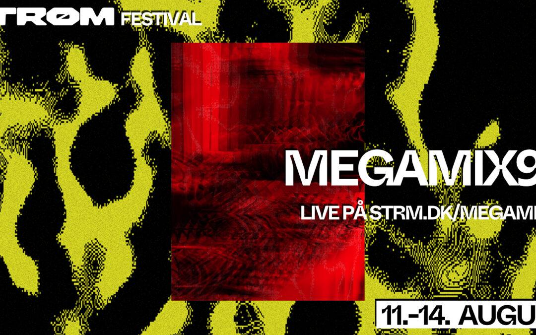 MegaMix96 er live de næste 96 timer