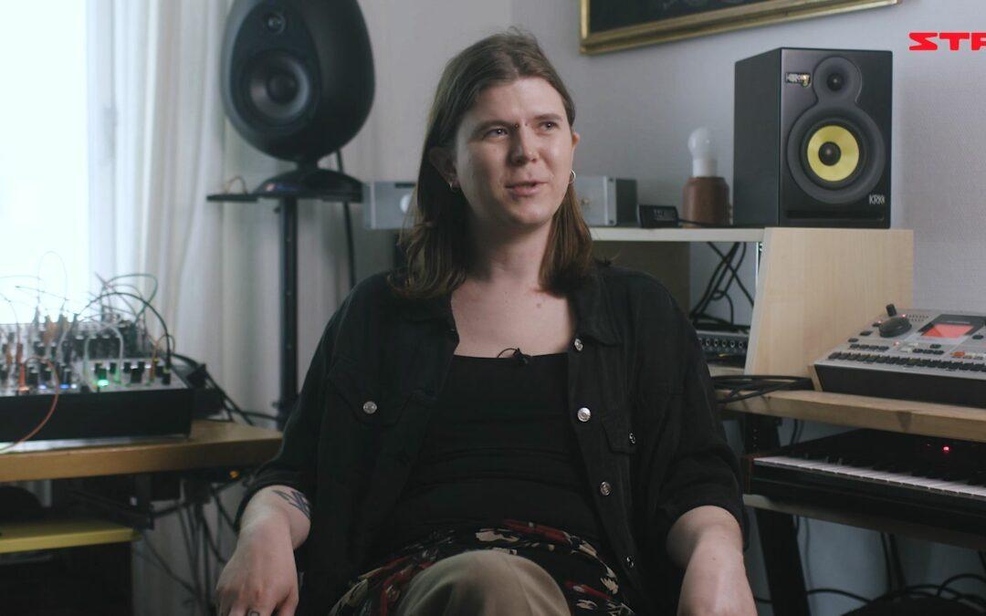 Video: Portræt og masterclass med peachlyfe